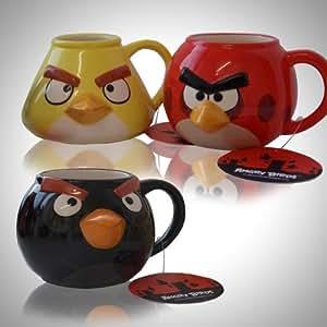 Angry Birds Mug, Red 3D