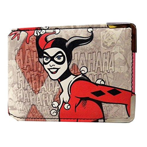 Stampa fumetto ufficiale DC Comics Harley Quinn Travel Card Oyster titolare e interno