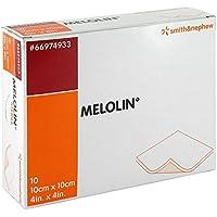 Melolin 10x10cm Wundauflagen steril 10 stk preisvergleich bei billige-tabletten.eu