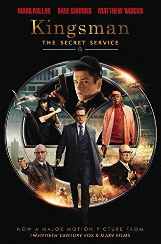 The Secret Service - Kingsman [Movie Tie-In Cover]