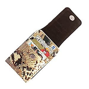 DooDa PU Leather Pouch Case Cover With Magnetic Closure For Huawei Ascend P6 S