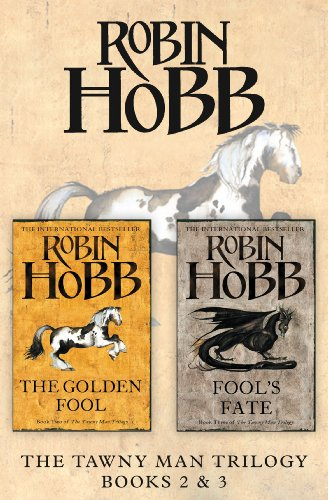 The Tawny Man Series Books 2 and 3: The Golden Fool, Fool's Fate