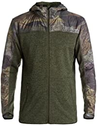Quiksilver Lodge - Sweat à capuche technique zippé pour homme EQYFT03390