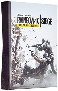 Tom Clancy's Rainbow Six Siege - Art of Siege Edition - [PlayStation 4] (B00VE34WYC) | Amazon price tracker / tracking, Amazon price history charts, Amazon price watches, Amazon price drop alerts