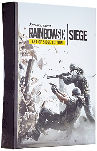 Tom Clancy's Rainbow Six Siege Art of Siege Edition - Sony PlayStation 4