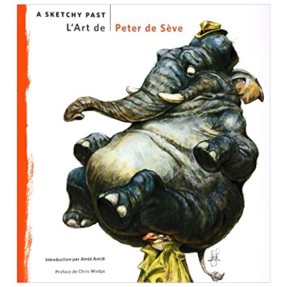 L'Art de Peter de Sève - A sketchy past