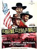 El Bueno, El Feo Y El Malo [Blu-ray 3D] [Import espagnol]