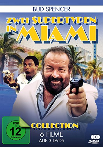 Bud Spencer Collection - Zwei Supertypen in Miami [3 DVDs]