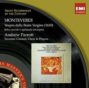 Monteverdi: 1610 Vespros