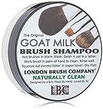 London Brush Company Makeup Pinsel Seife LBC Pure Goat Milk Brush Shampoo: Naturally Clean 1oz, 1 Stück