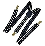 Ammvi Creations Duo White Stripes Navy B...