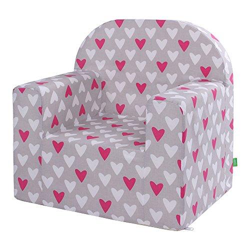LULANDO Classic Kindersessel Babysessel Kindercouch Mini Sessel Kindermöbel für Spielzimme Preisvergleich