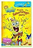Sponge Bob Schwammkopf - Die große Geburtstagsparty: Leselotse - Lesestufe Seepferdchen