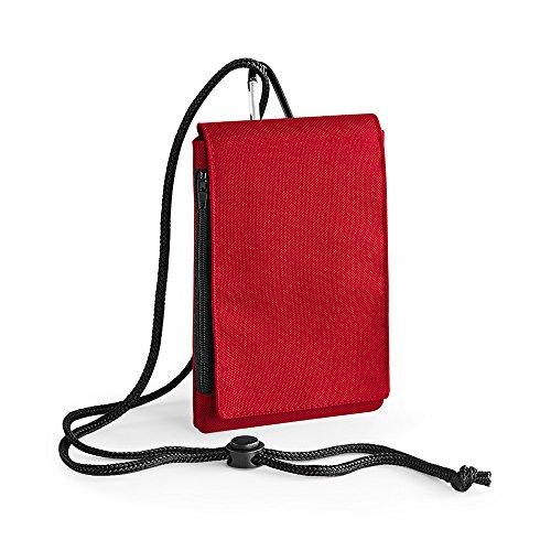 Bagbase - Custodia per Cellulare XL (Taglia unica) (Rosso)