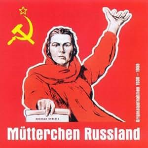 Mütterchen Russland