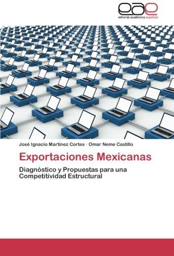 Exportaciones Mexicanas por Martinez Cortes Jose Ignacio