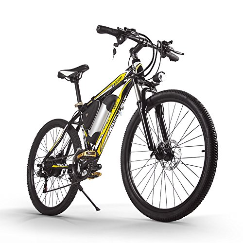 6c48ff925be RICHBIT Electric Bike 250W Motor High Performance Lithium-ion Battery  Alluminum Frame Mountain Bicycle ...