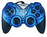 #9: Quantum Turbo Double Vibration Game Pad (Blue)