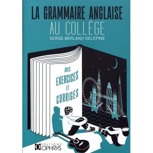 Grammaire anglaise au collège