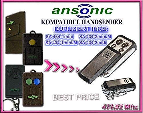 Ansonic kompatibel handsender / klone TR-271