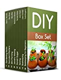 DIY Box Set: 79 Amazing Gardening, Beekeeping, Crafts Making Tips