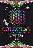 Generic Coldplay Santa Clara Levi S Stadium - September 3 2016 Foto Poster CD 046 (A5-a4-a3) - A4