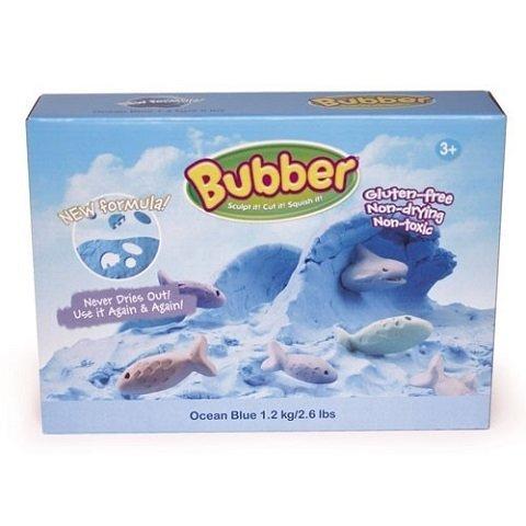 Bubber blau, 1,2kg