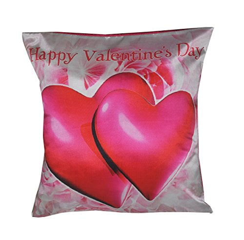 VALENTINE 16X16 INCHES SOFT COZY DIGITAL PRINT FILLED CUSHION SINGLE PCSValentine Gift Personalize Forever n Ever Cushion Gift for Valentine GIFTS110148 Romantic Valentine Gift,Valentine Gift for Him,Valentine Gift for Her,Valentine Gift for Boyfriend,Valentine Gift for Girlfriend,Valentine Gift for Husband,Valentine Gift for Wife  available at amazon for Rs.249