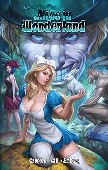 Alice in Wonderland by [Gregory, Raven, Brusha, Joe, Tedesco, Ralph]