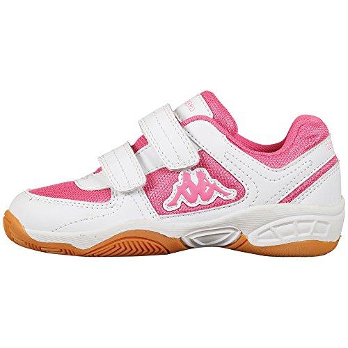 Kappa Caber K Footwear Kids, Baskets Basses mixte enfant