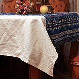 Tischdecken Tischdecke Tischdecke, Hotel Tischdecke, Freizeit Essen Runde Tischdecke, Konferenz Tischdecke, Kunst Personalisierte Wallpaper, 140.180.220 Tischtuch ( größe : 140*180CM )