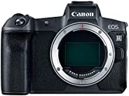 Canon EOS R Body With Mount Adapter EF-EOS R , 30.3 Mirrorless Camera, Black