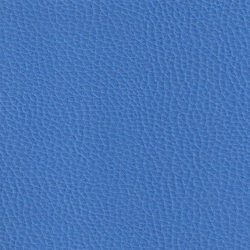 Leder Blau (4L Textil Kunstleder Leder PVC Möbel Sitzbezug Meterware Polster (Blau))