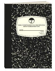Umbrella Academy Composition Book