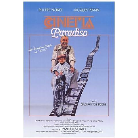 Cinema Paradiso Poster (27 x 40 Inches - 69cm x 102cm) (1988)