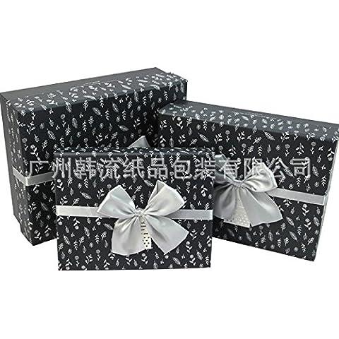 L'onda coreana doni creativi saika cartuccia confezione regalo rettangolo coreano CONFEZIONE REGALO piccola scatola
