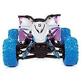 HOSIM Hobby Vehículos RC - alta velocidad para vehículos todo terreno 30 mph + 2,4 GHz 4WD 1:24 control remoto de deriva Coches / ATV de la motocicleta con baterías recargables