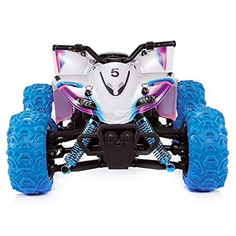 Hobby RC Vehicles,Hosim Power RC Car Off Road Vehicle High Speed 30+MPH 2.4GHz 4WD 1:24 Scale Remete Control Drift Cars /ATV Motorcycle with Rechargeable Batteries S609