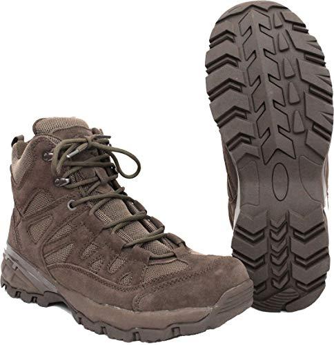 Squad - Botas de 5 pulgadas de color gris urbano, hombre, marrón, US 12/ EU 45