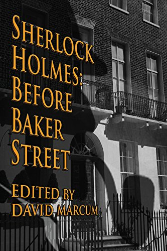 Sherlock Holmes: Before Baker Street eBook: David Marcum, Mark Mower