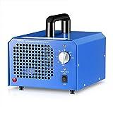 Slinlu Máquina de purificación y purificación del Aire Comercial de ozono para el hogar. Máquina doméstica, de Humo, Autos y Mascotas