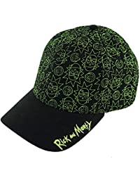 Official Baseball cap Rick And Morty d341079e0ea5