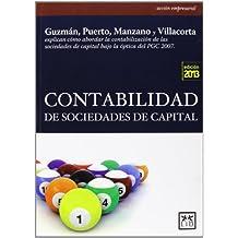 Contabilidad de sociedades de capital (Acción empresarial)