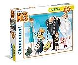 Clementoni Puzzle 500PZ–Minions–Catt