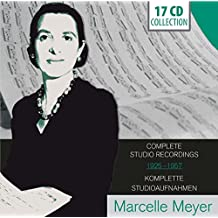 Marcelle Meyer : Complete Studio Recordings 1925 - 1957