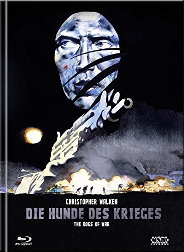 Hunde des Krieges - The Dogs of War [Blu-Ray+DVD] - uncut - limitiertes Mediabook Cover B