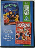 Cabbage Patch Kids / All New Popeye and Friends (Double Film DVD Pack)