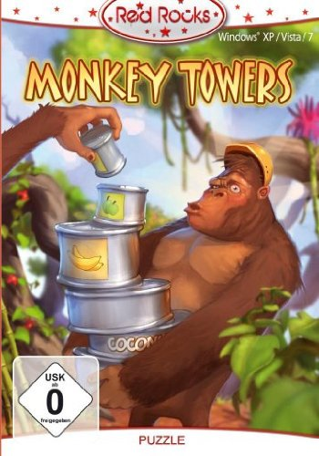 Monkey Towers [Red Rocks]
