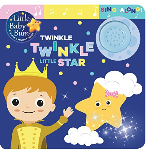 Little Baby Bum Twinkle, Twinkle Little Star: Sing Along! por Parragon Books Ltd