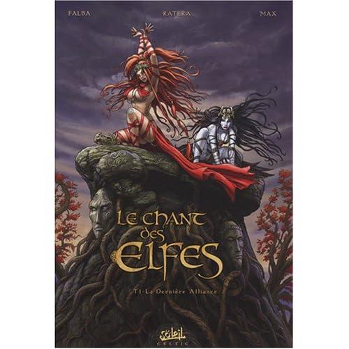 Le chant des elfes, Tome 1 : La Dernière Alliance